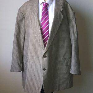 Hand Tailored Sport Coat